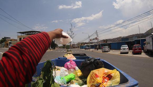 Municipios deben un millón de soles por uso de la planta que procesa la basura
