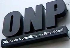 Comisión de Economía aprueba insistencia de devolución de aportes de hasta S/ 4 300 de la ONP