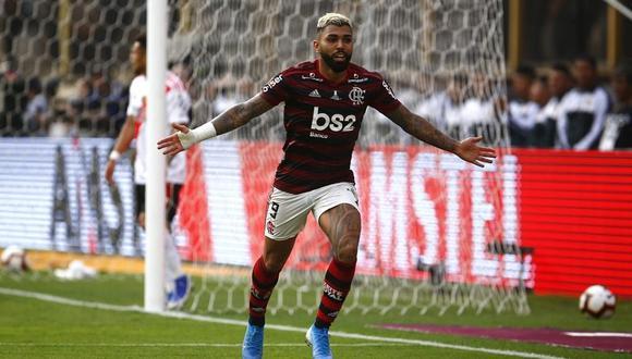 Flamengo venció a River Plate en la final de la gloriosa Copa Libertadores 2019.