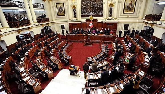 Comisión de Ética resolverá el lunes acusaciones contra siete legisladores