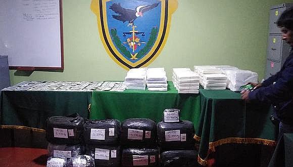 Sentencian a 18 años de cárcel a huanuqueño por narcotráfico