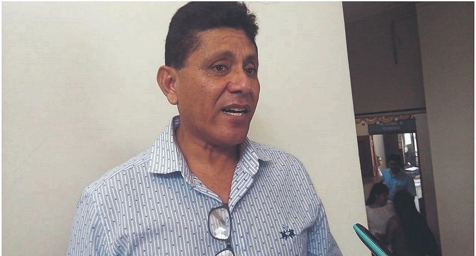José Alemán Infante arremete contra el gobernador regional