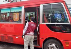El 70% de personas no usa protector facial en los buses