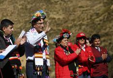 Martín Vizcarra anuncia que Huancavelica contará con más de 62 mil tablets