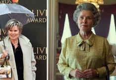"""The Crown"": La primera imagen de Imelda Staunton como la reina Isabel II"