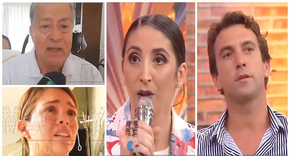 Padre de Sheyla Rojas arremete contra los hermanos Pavón y tomará medidas legales (VIDEO)