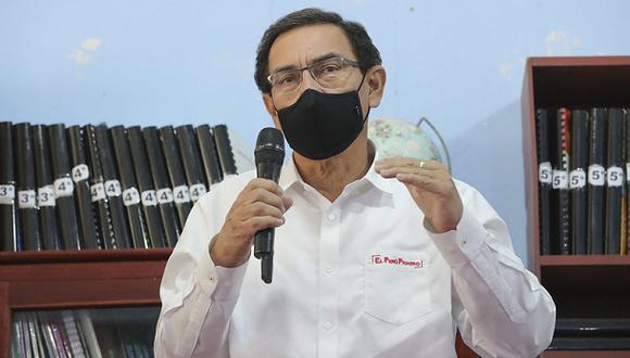 El presidente Martín Vizcarra informó este miércoles que sostendrán reuniones con los representantes de iglesias de diversos cultos a fin de ajustar detalles luego que se anunciara que los templos serán reabiertos de manera progresiva