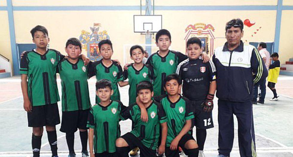 Colegio Ejército arrasó en la Copa Miraflores