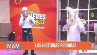 Ingeniero bailarín fue choteado en vivo en el programa 'Mujeres al mando' (VIDEO)