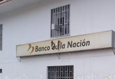 Huancavelica: Dictan cárcel para exadministrador de banco por retiro ilícito de dinero de cuentas de programa social