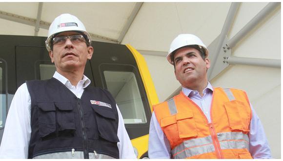 """Fernando Zavala: """"Lo que pido es que se escuche al ministro Vizcarra"""""""