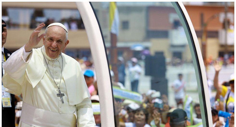 """Papa Francisco sobre feminicidio: """"Los invito a luchar contra esta fuente de sufrimiento"""""""