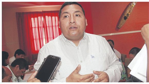 José Ruiz recomienda a los funcionarios de la MPT evitar arbitraje por no comprar cámaras