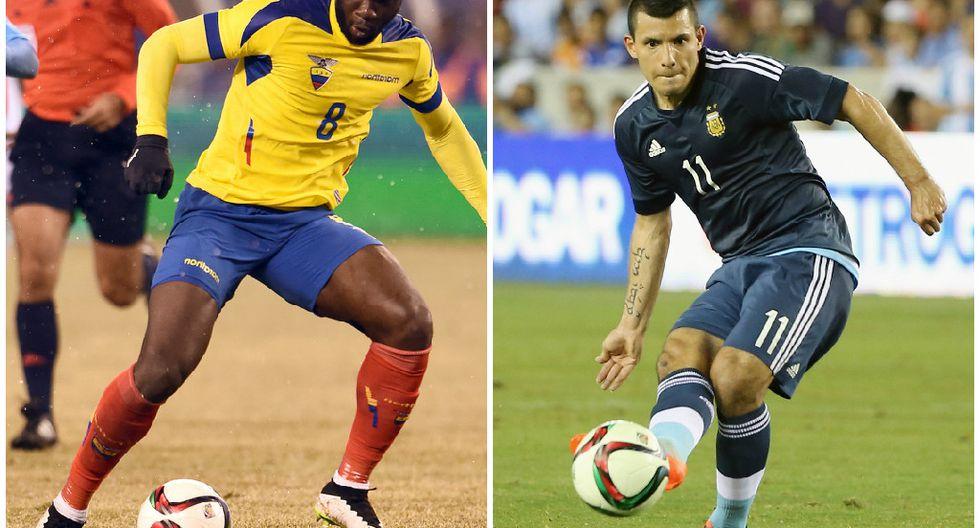 Eliminatorias 2018: Argentina sin Messi recibe a Ecuador