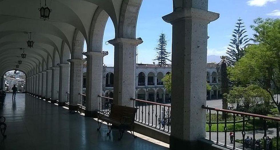 Arequipa: Después de 31 años, habilitarán ingreso a balcones de municipalidad