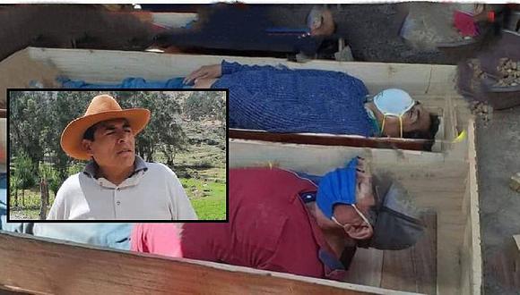 Huancavelica: Evalúan dosaje etílico a alcalde de Tantará