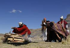 René Calsín: la celebración del Año Nuevo Andino está creciendo