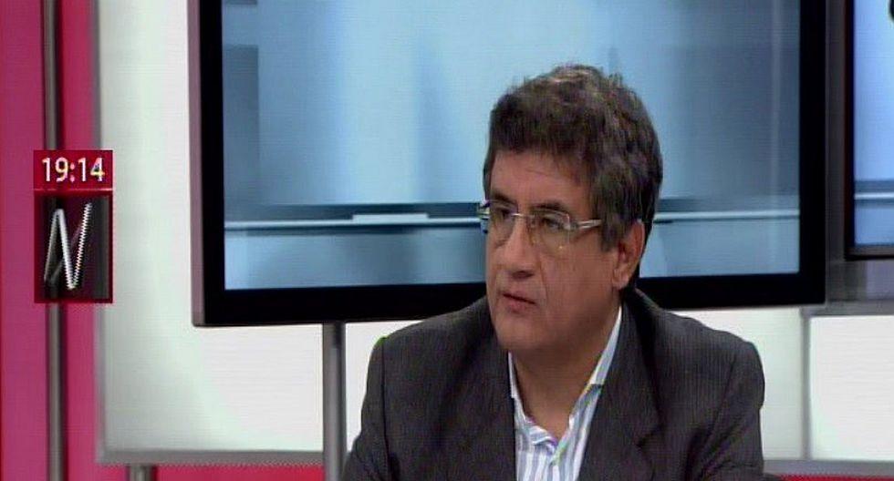 Juan Sheput pide al Ejecutivo que aclare si presentará una tercera cuestión de confianza