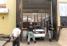Trabajador del Inpe intentó ingresar un celular dentro de su zapato a penal de Huánuco
