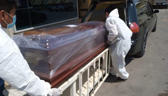 Reportan 11 fallecidos y 16 que vencen al COVID-19 en un día en Ica
