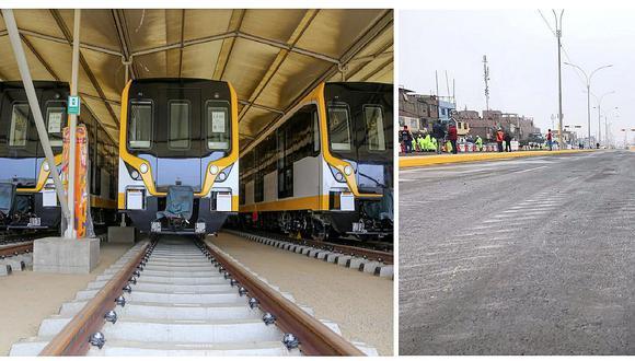 Metro de Lima: reabren tramo de la Carretera Central en Santa Anita