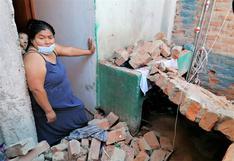 El Plan de Reconstrucción por el sismo recién estará listo en la quincena de octubre