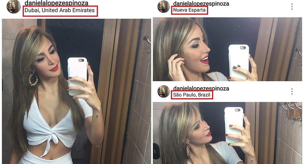 Reina de belleza venezolana fingía viajar por el mundo pero seguidores descubrieron la farsa (FOTOS)