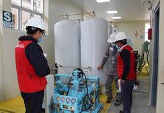 Planta de oxígeno en Huancavelica no cuenta con autorización de DIGEMID