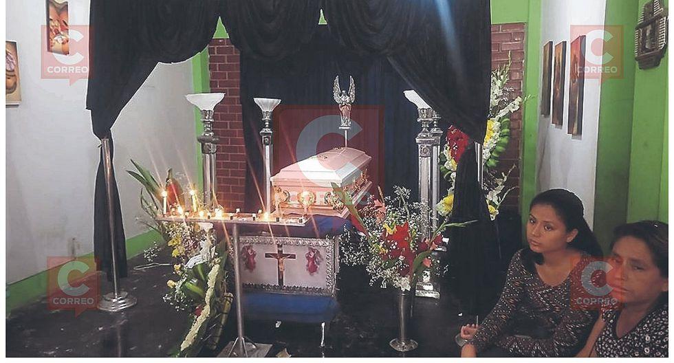 Llegan a San Ramón los restos mortales  de Joshueny Muñoz