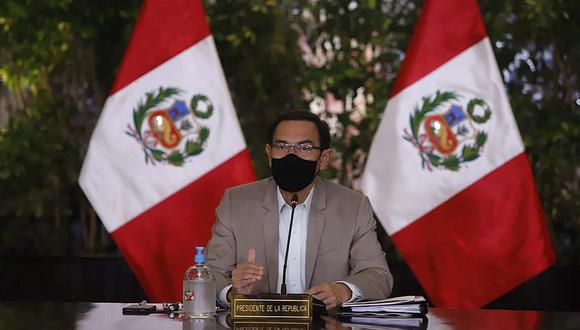 Vizcarra critica a los fieles del Señor Cautivo de Ayabaca por acudir a santuario en plena emergencia sanitaria
