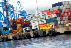 Exportaciones de 17 regiones crecieron durante el el primer cuatrimestre del año