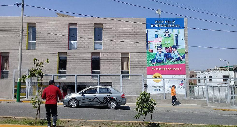Escolar atacó a dos de sus compañeros en colegio de Paucarpata