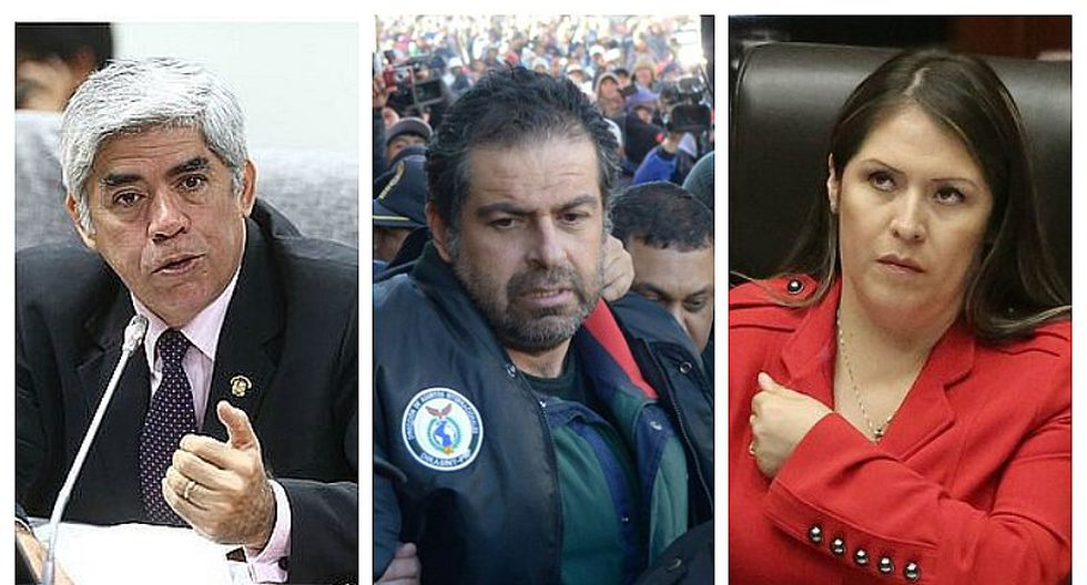 Fuerza Popular recalca que actos de Yeni Vilcatoma no comprometen a la bancada