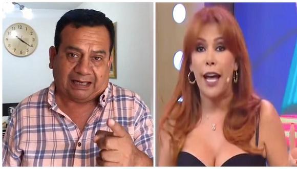 """Tony Rosado arremete contra programa de Magaly Medina: """"No voy a seguir su show"""" (FOTO)"""