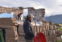 Huancavelica: Intensas lluvias azotan casas de Totoraccocha