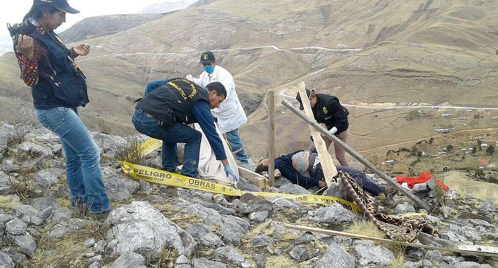 Las Bambas: Confirman que comunero murió por impacto de bala en enfrentamiento
