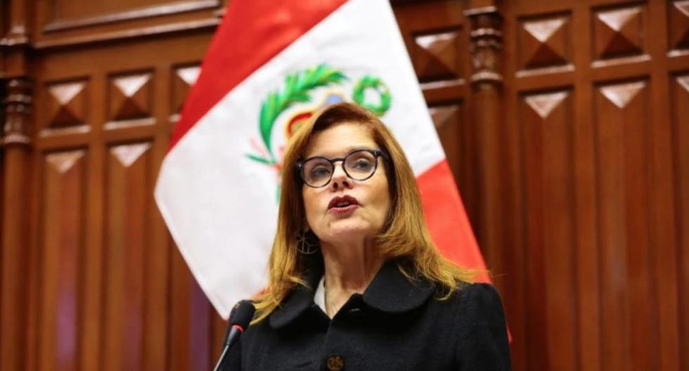 Mercedes Araoz (Foto: Congreso de la República)