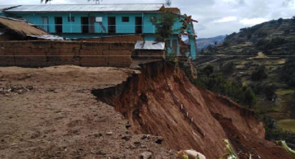Estado de emergencia en Sillapata regirá por 60 días calendario a partir del 18 de febrero. (Foto: Andina)