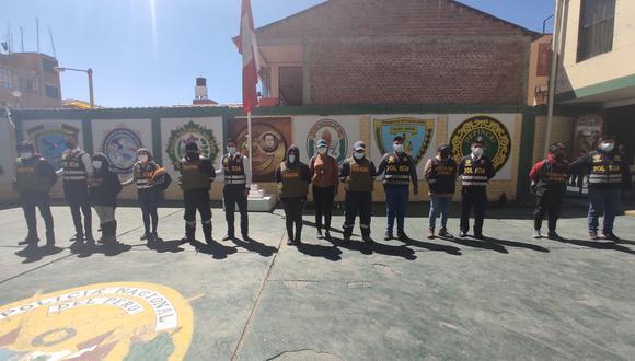La banda, operaba principalmente en las zonas comerciales de la región Puno. (Foto: Difusión)