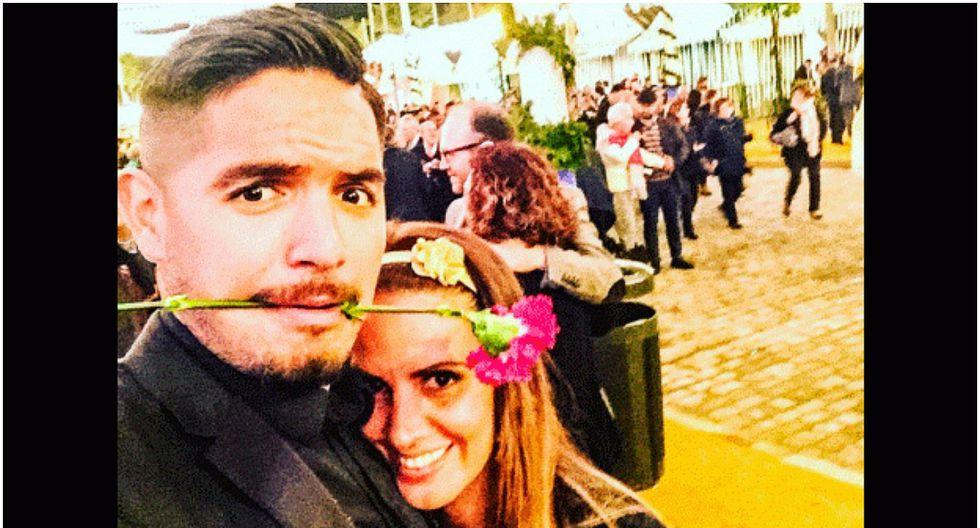 Juan Manuel Vargas publica romántico momento junto a Blanca Rodríguez (VIDEO y FOTOS)