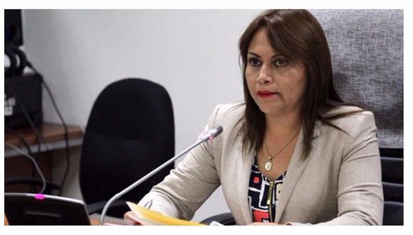 Fuerza Popular: cuestionan hoja de vida de congresista Gladys Andrade (VIDEO)