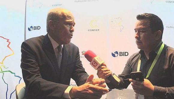 """Roque Benavides """"No todo el sector privado peruano es corrupto"""""""