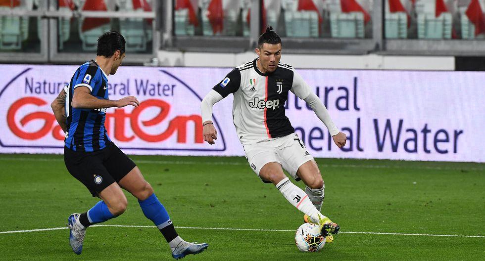 """El titular de la FIGC, recalcó que """"la prioridad absoluta"""" es terminarla. (Foto: AFP)"""