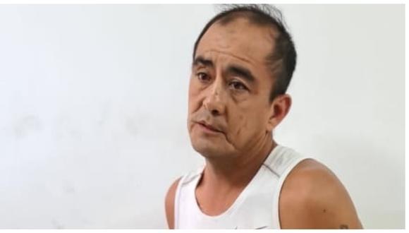 Sicario fue capturado esta mañana por los agentes de la División de Investigación Criminal (Divincri) Trujillo