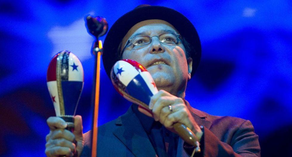Rubén Blades recibirá reconocimiento en el Festival de Artes de Harvard 2020. (Foto: AFP)