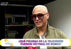 Celebridades de la TV peruana que fueron víctimas de robos