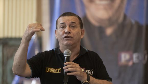 Urresti será parte del debate del JNE.  (Foto: Archivo GEC)
