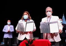 Firman convenio para realizar trasplante de órganos en el hospital regional de Ayacucho