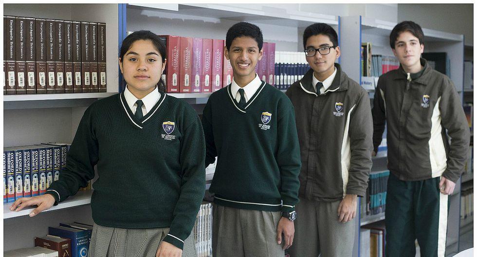 Escolares peruanos participarán en la cumbre APEC 2016