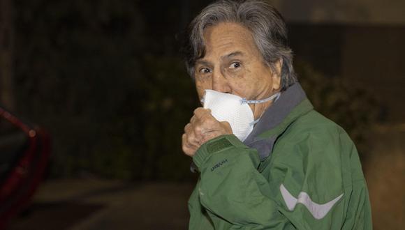 El juez federal Thomas Hixson resolvió que  Alejandro Toledo pueda volver al Perú. (Foto: Archivo de EFE/PETER DASILVA)